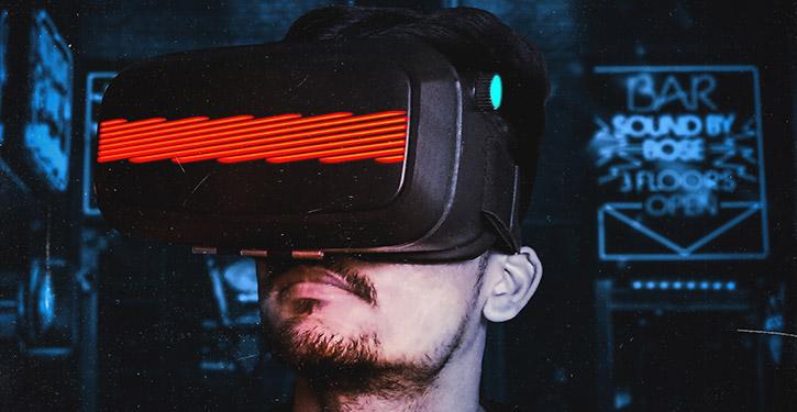 Okulary VR to coraz bardziej popularny sprzęt dla graczy oraz dla miłośników kina.