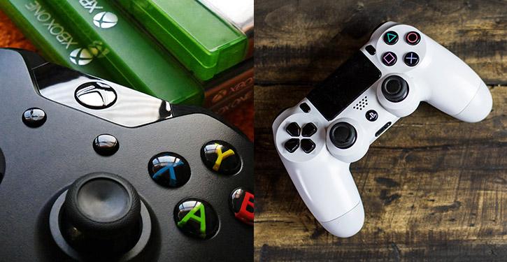 PS4 czy Xbox One? Weźmy pod uwagę gry exclusive oraz... znajomych z którymi chcemy grać!