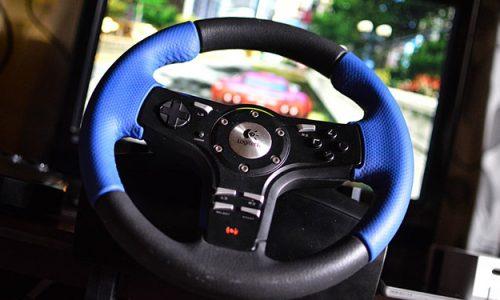Kierownica do gier wprowadza gry wyścigowe na wyższy level.