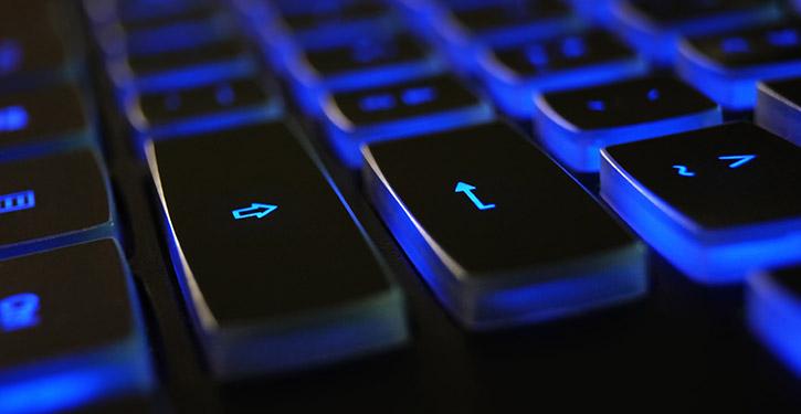 Klawiatury membranowe to najpopularniejszy typ klawiatur dostępnych na rynku.