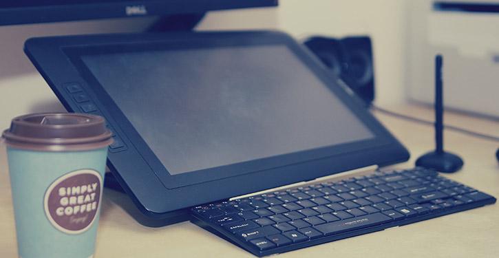 Tablet graficzny – jaki tablet graficzny z wyświetlaczem kupić? Ranking tabletów graficznych 2021!